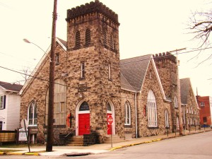 Central United Methodist Church in Beaver Falls, PA