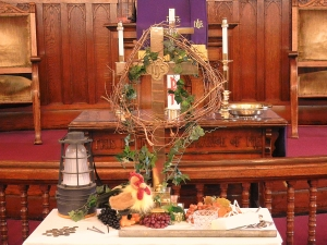 Lenten Display - 3-10-2013