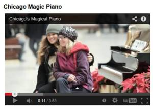 Chicago Magic Paino
