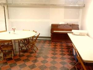 Central - Dining Room Walls