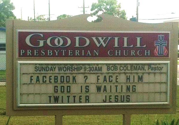 Church Sign 3