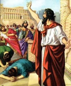 Jonah and Nineveh