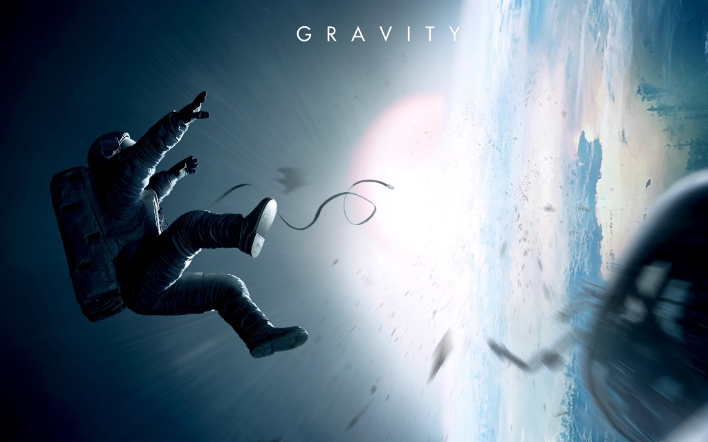 Gravity, the movie 2