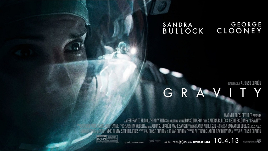 Gravity, the movie