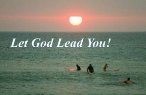 Letting God Lead 2