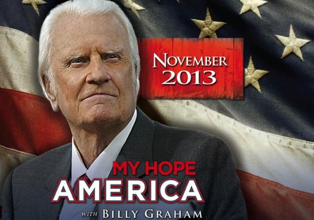 Billy Graham - My Hope Crusade