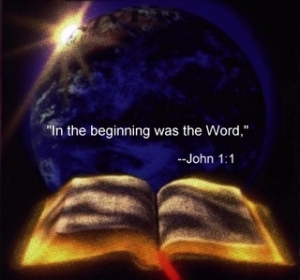 In the beginning was the Word 2