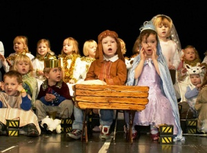 Kid's Christmas Play 2