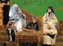 Kid's Christmas Play