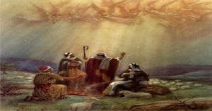 Shepherds Abiding in the Field