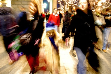 Christmas Hustle and Bustle