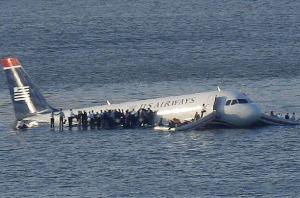 Plane Water Landing