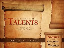 Parable of the Talents 2