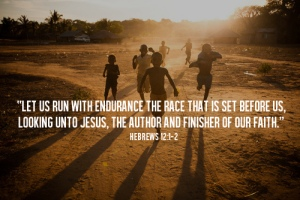 Run the Race with Endurance