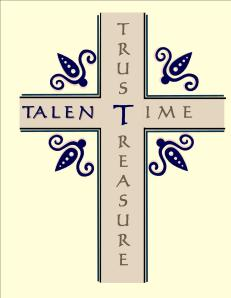 Image result for trust time talents and treasures