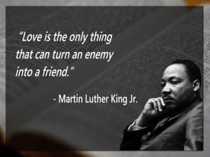 Love Your Enemies 2