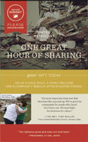 One Great Hour of Sharing 2