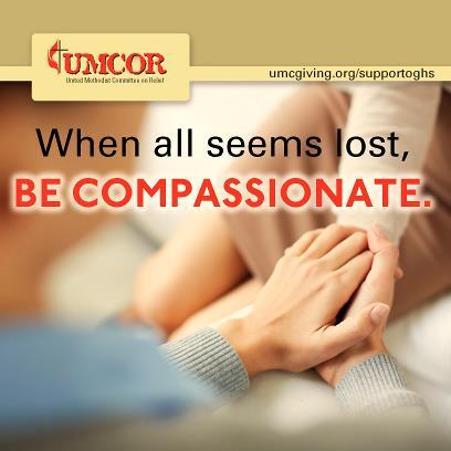 UMCOR - Compassionate