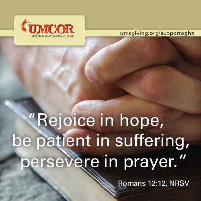 UMCOR - Romans 12-12
