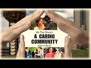 Church - A Caring Community