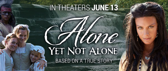 Alone Yet Not Alone 1