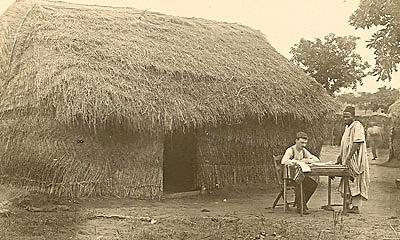 Missionary in Nigeria