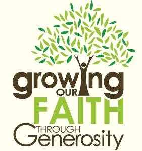 Stewardship - Growing Our Faith Through Generosity