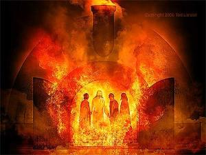 Daniel's Firey Furnace