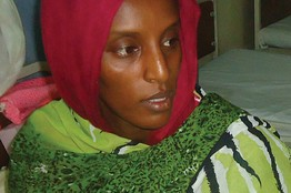 Meriam Ibrahim in May 2014