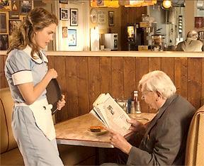 Diner Waitress
