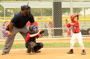Little League Batter