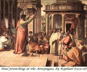 Paul in Thessolonica