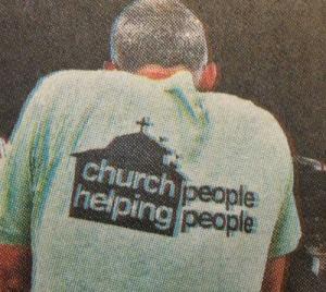 Church People Helping People