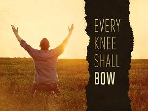 Every Knee Shall Bow