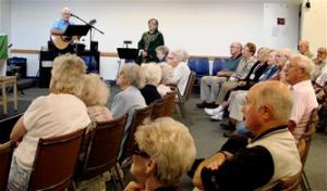 Retirement Home Worship