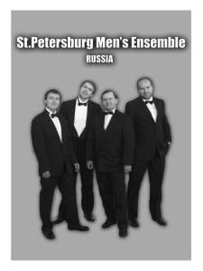 St Petersburg Mens Ensemble