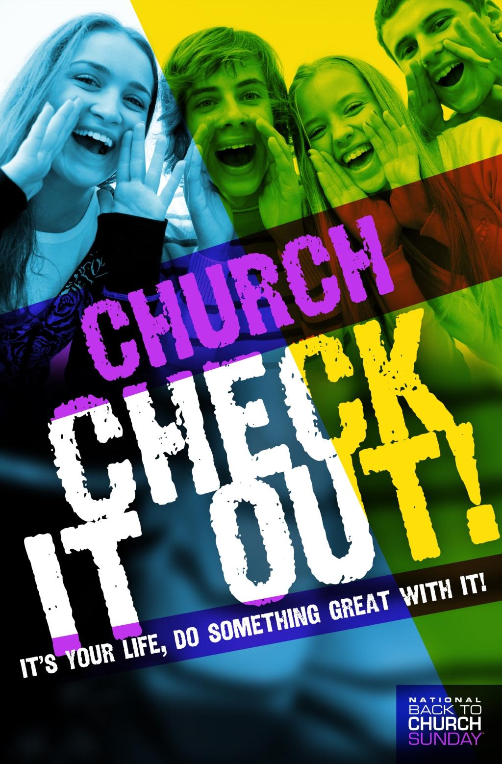 Back to Church Sunday 2014 -10
