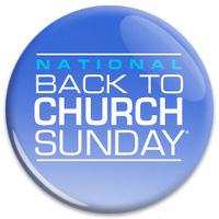 Back to Church Sunday 2014 -8