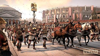 Roman Triumphal Procession