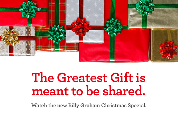 Billy Graham - Christmas Special