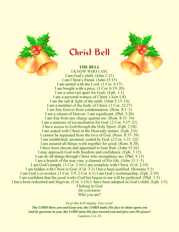 Christ Bell
