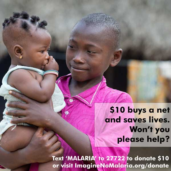 Imagine No Malaria 4