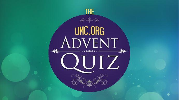 UMC.Org Advent Quiz