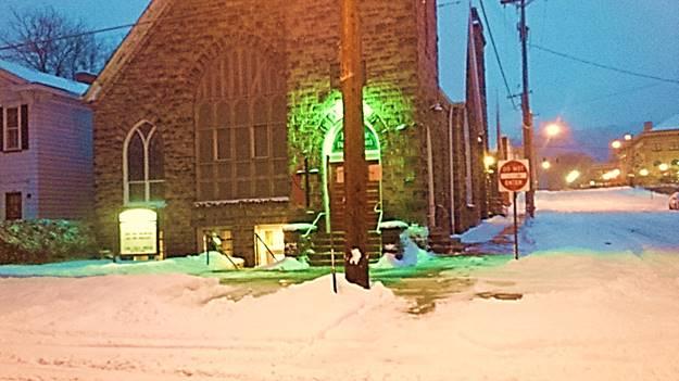 Central - Snow