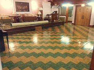 Central - Parlor Floor Refinishing 3 - 6-26-2015