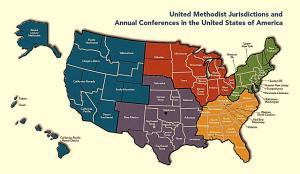 UMC US Annual Conferences