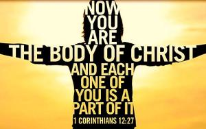 Being the Body of Christ