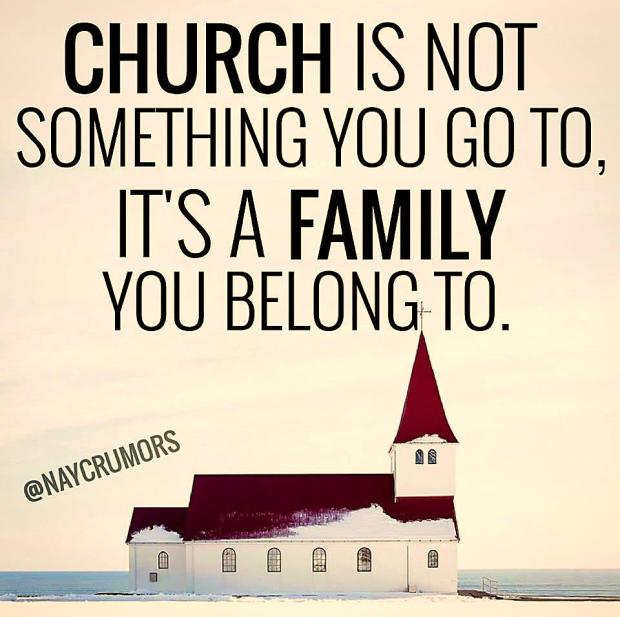 Belong to Church