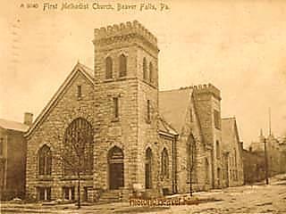 Central Church - 1905