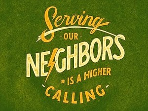 Serving Our Neighbors